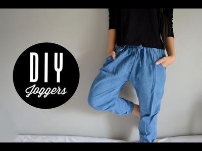 DIY Joggers | Injoyy