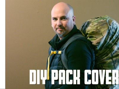 DIY Multicam Pack Cover