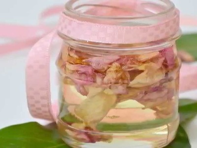 DIY Recipe: How to Make Rose Oil at Home For Face, Hair & Skin + Benefits & Uses