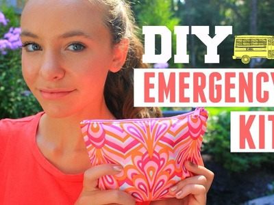 DIY School Emergency Kit!
