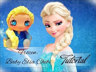 Frozen - Baby Elsa Chibi Tutorial