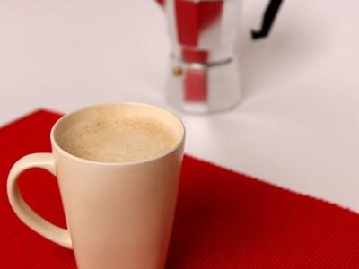 Homemade Caramel Macchiato Recipe - Laura Vitale - Laura in the Kitchen Episode 467