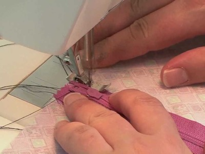 How to sew a lap zipper