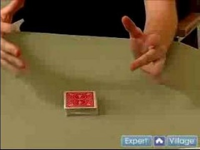 Learn Magic Card Trick Basics : The Rising Card Magic Trick
