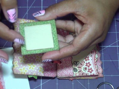 Mini Suitcase and Mini Album Tutorial, Part 4 of 4