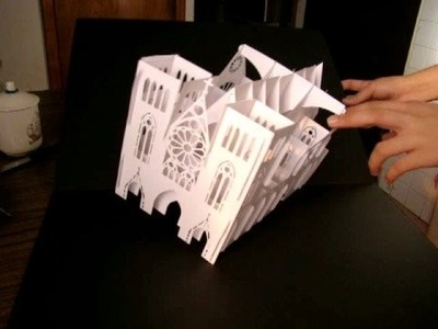 My First Origamic Architecture