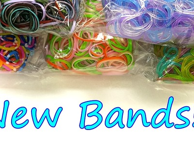 New Bands Coming Soon!! to Rainbow Loom by feelinspiffy