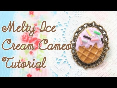 【ORIGINALS】Melty Ice Cream Cameo Tutorial~!
