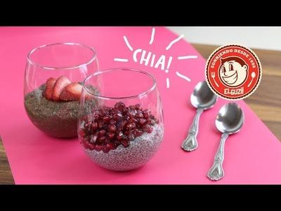 Pudín de Chía (Chia Pudding) - El Guzii