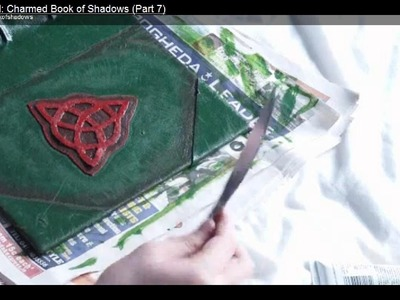 Tutorial: Charmed Book of Shadows (Part 7)