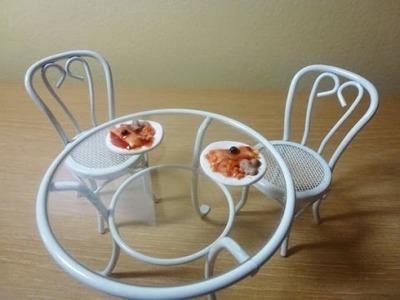 Cheese Enchliada Tutorial Part 3, Miniature Food Tutorial, Polymer Clay