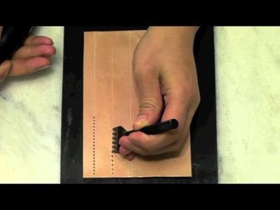 Craft Sha 2mm 6 Prong Diamond Hole Punch for Leathercraft