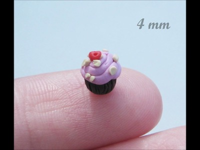 Fingertip Food - Tiny Creations in Polymer Clay