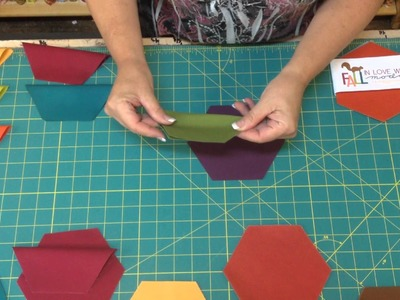 How To Do Hexagon Coasters