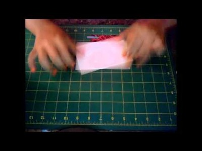 How to make a mini paper wallet