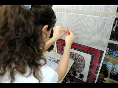 How To Make Turkish Carpets 2