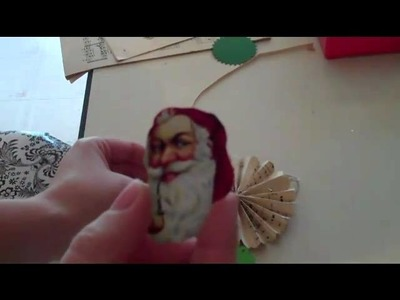 Paper Medallion Tutorial, 12 Days of Christmas, Handmade Gifts