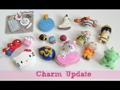 Polymer Clay Charms #2