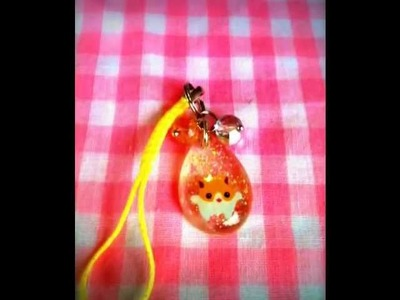 Resin and Polymer Clay jewelry