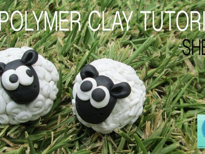 Sheep - Polymer Clay Tutorial