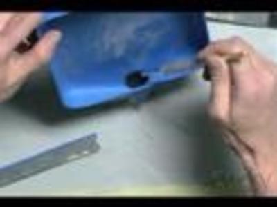 Art Jewelry - Making metal clay paste