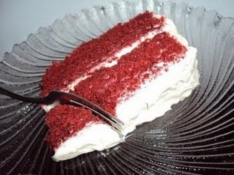 BEST Red Velvet Cake Recipe - I'm in LOVE!