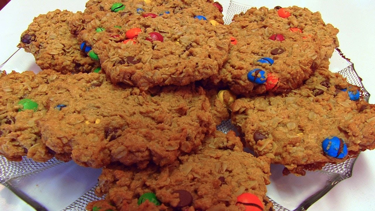 Betty's M&Ms Monster Cookies