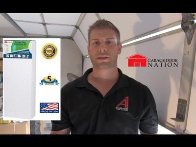 Buy Garage Door Insulation Kit - #1 D.I.Y. Tutorial Save $300+