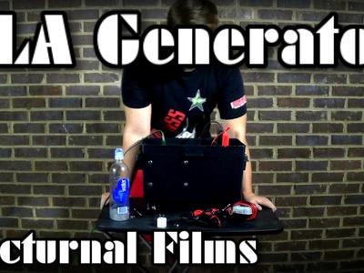 DIY 12v Portable Generator (22aH) Battery Depot - Nocturnal Films