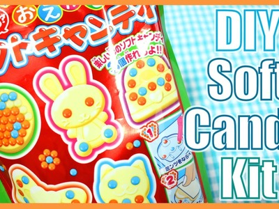 DIY CANDY! Soft Candy Kit