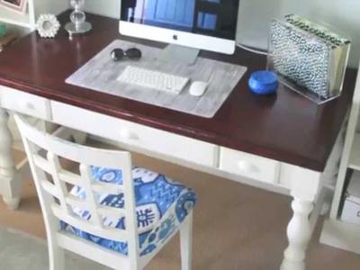 DIY Custom Desk Pad