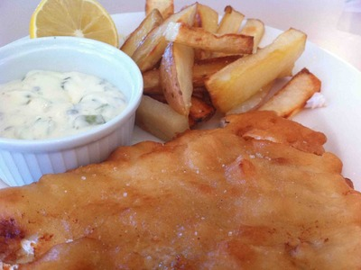 FISH 'N' CHIPS - VIDEO RECIPE