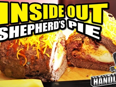 Handle It - Inside-Out Shepherd's Pie