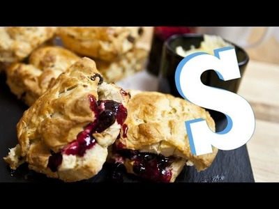 Homemade Apple Scones Recipe - SORTED