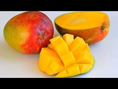 How To Cut And Dice A Mango