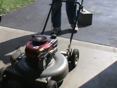 How to fix a lawnmower no spark