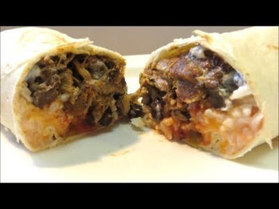 How To Make Pork Carnitas - Pork Carnita Burrito Supreme Recipe