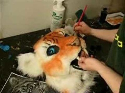 How to Paint a Tiger - Part 2