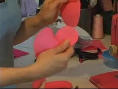 Making Plush Toys & Stuffed Dolls : Stuffing the Body of a Plush Toy