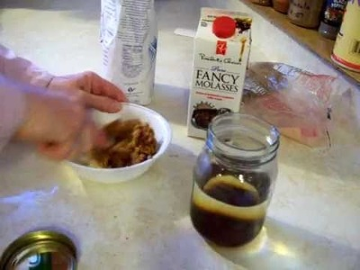 Nancy Today: How to make brown sugar (cookies 1) ASMR Cooking Funny