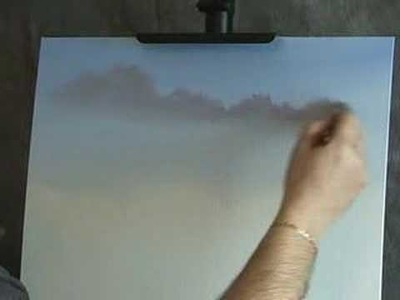 Oil Painting Lesson - Wilson Bickford - Clouds