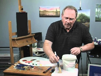 Paint-Along: How to Paint a Floral in Oils, Part 1