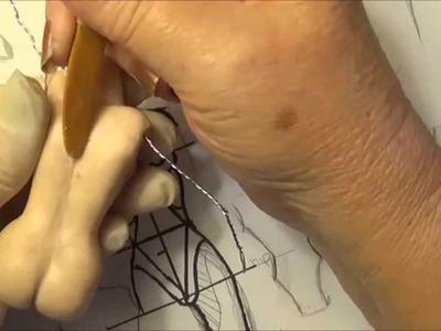 Part 3 sculpting the female figure