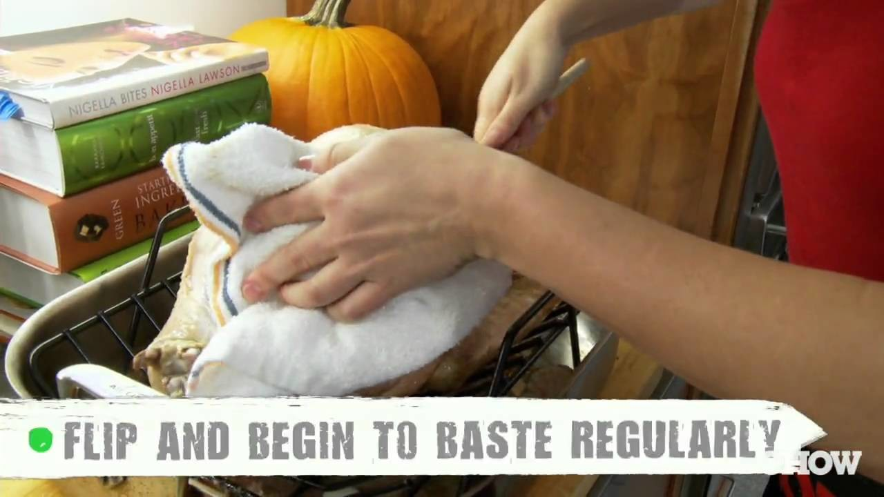 You're Doing It All Wrong - How to Make a Moist Thanksgiving Turkey