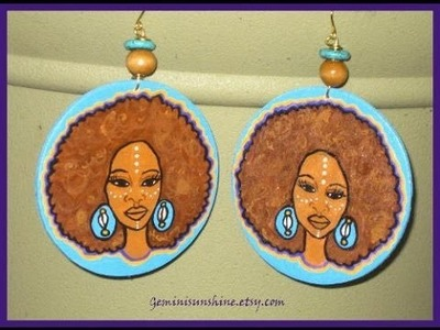 Black Business Spotlite (My Favorite Handmade Earrings Edition)