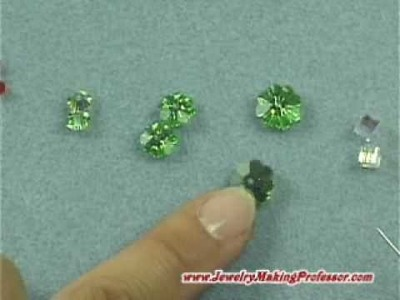 Christmas Tree Earrings Preview Video