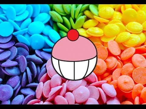 Colouring & Melting Chocolate for Perfect Cake Pops! By Cupcake Addiction
