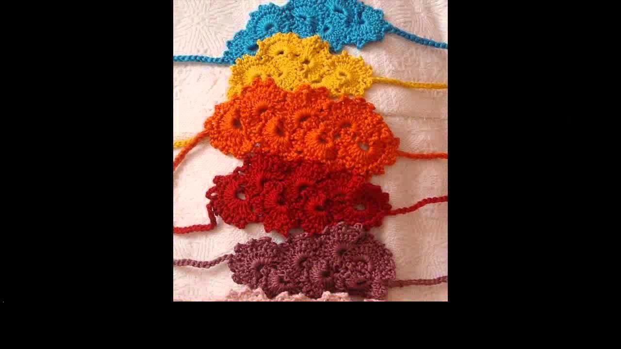 Crochet headbands for adults