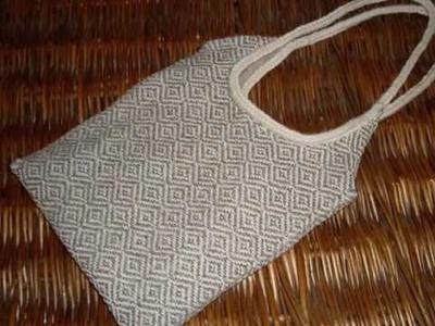 Hand made - weaving -  ruční tkaní