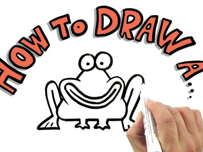 How to Draw a Frog by Bill Greenhead